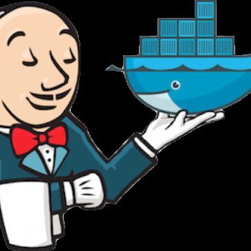 Docker e Jenkins para build de aplicações
